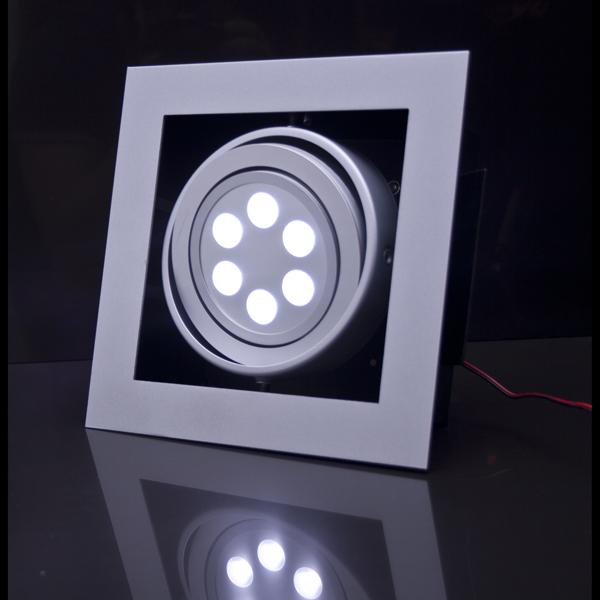 светодиодные карданные светильники