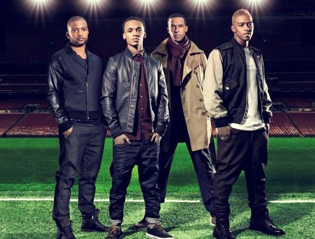 JLS 2012 Hold Me Down Lyrics
