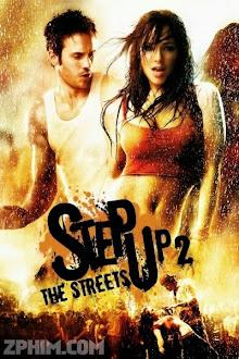 Vũ Điệu Đường Phố 2 - Step Up 2: The Streets (2008) Poster