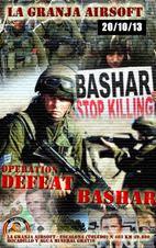 20/10/13 Operación Defeat Bashar - La Granja Airsoft - Partida abierta Bashar142