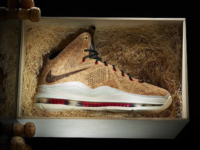 nike lebron 10 gr cork championship 6 07 Nike Announces LEBRON X NSW CORK to Drop on February 23rd