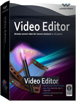 Wondershare Video Editor Full Free License