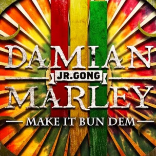 Skrillex and Damian Jr. Gong Marley Make It Bun Dem