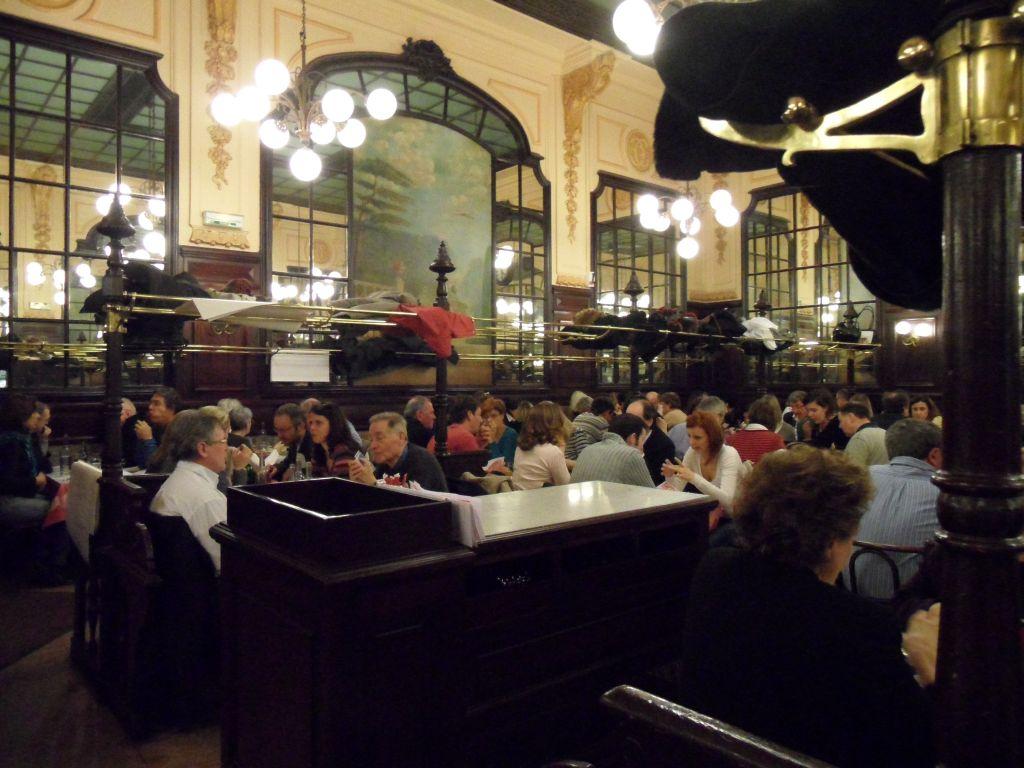 Bouillon Chartier restoran