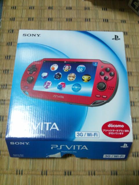 とあるPSPゲームを持ってるから買ったPS Vitaが私の幻想をぶち壊す!