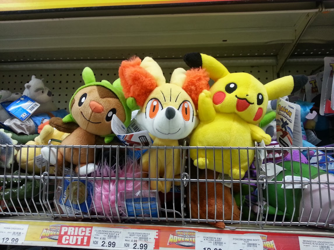 Xy Pokemon Toys In Uk Toys R Us Also Yay Pikachu 3ds Pkmncollectors