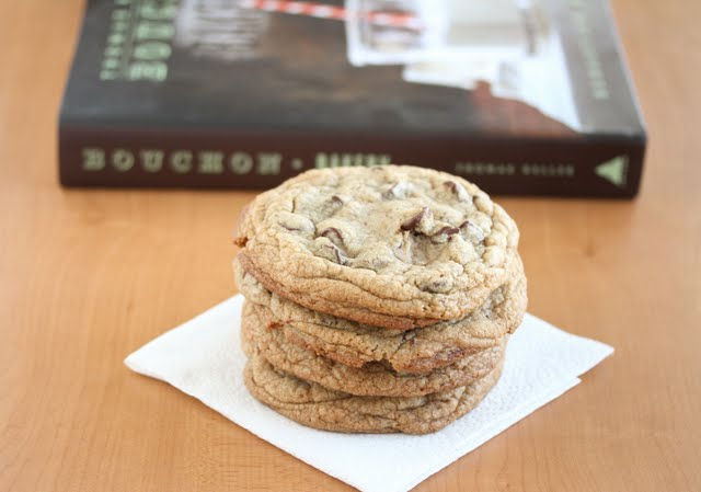 Bouchon's Chocolate Chip Cookies