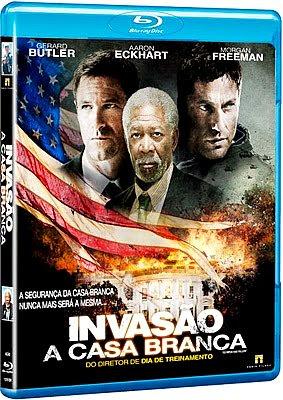 Filme Poster Invasão à Casa Branca BDRip XviD Dual Audio & RMVB Dublado