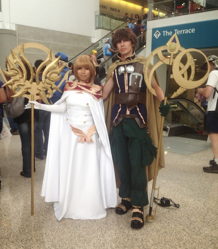 Subdued Fangirling: Anime Expo 2013 Day 2 & 3 Report