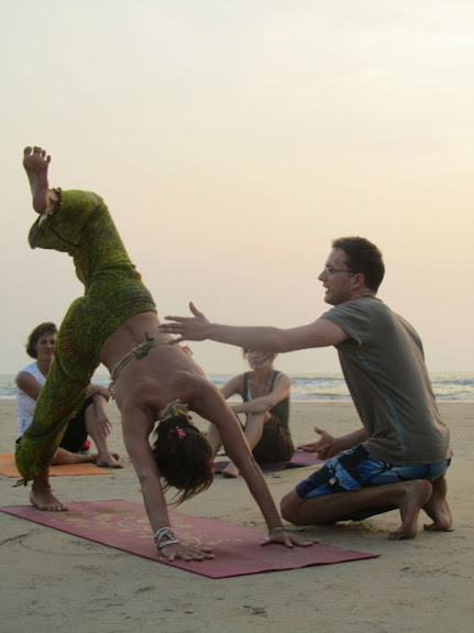 Yoga Urlaub in Goa