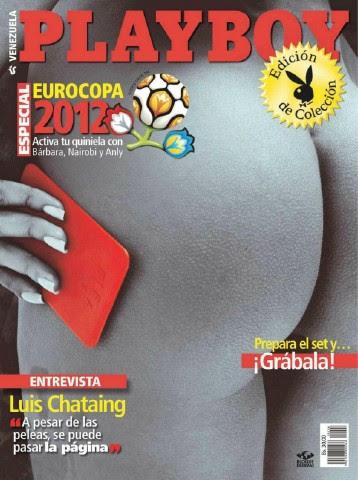Playboy Venezuela - Especial Eurocopa 2012 - 6/2012
