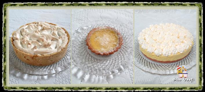 Tortas de limão 1