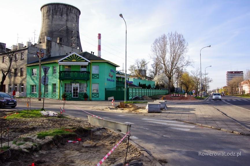 Skrzyżowanie z ul. Felsztyńskiego zmieni się już niebawem.