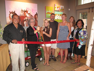 SMART Family Literacy joined the Galveston Chamber of Commerce.  Downtown Blooms hosted the ribbon cutting on August 25, 2012.