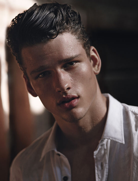 Simon Nessman @ Soul by John Balsom for Details October 2011. Styled by Paul Stura | www.Details.com