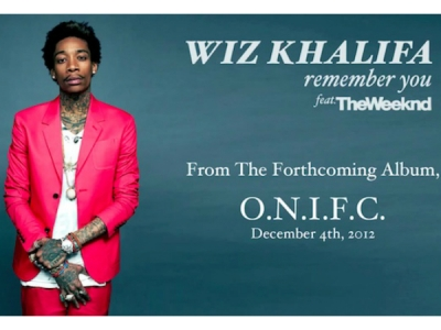 wiz khalifa remember you