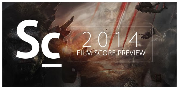 Soundcast Ep. 71 - 2014 Film Music Preview