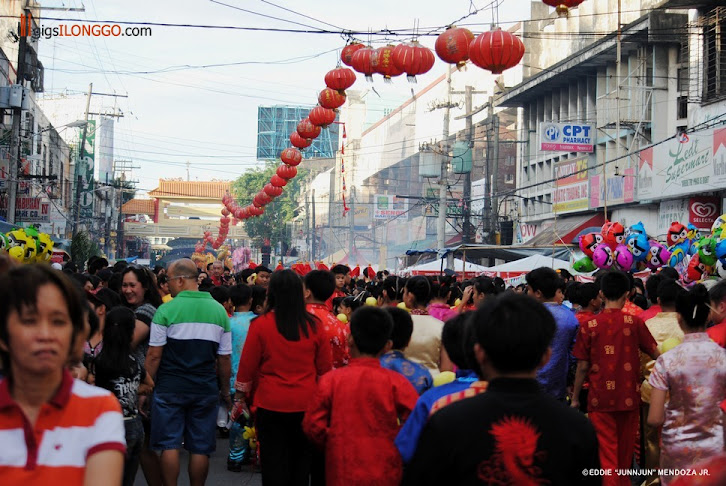 Iloilo Chinese New Year 2013