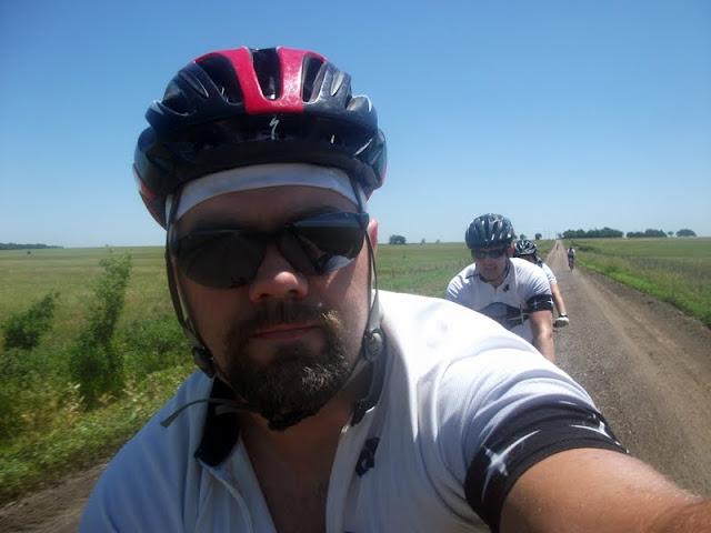Riding Leg 2 at DK200