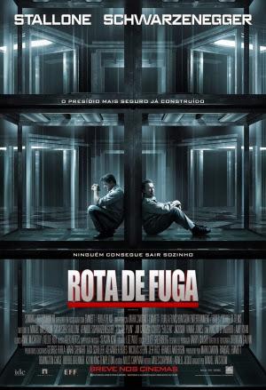 Filme Poster Rota de Fuga R5 XviD & RMVB Dublado