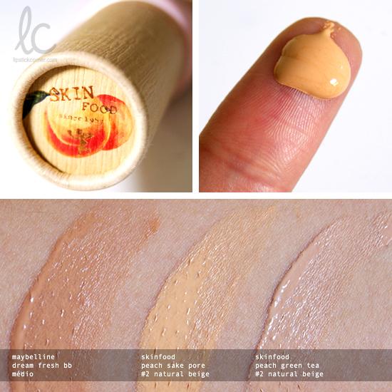 Skinfood Peach Sake Pore BB Cream
