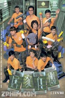 Cư Gia Binh Đoàn - Home Troopers (2011) Poster