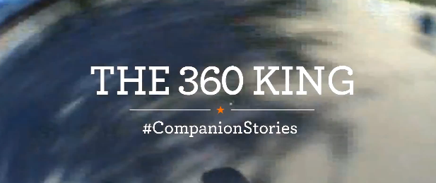 Samsung Galaxy S4 #CompanionStories — Richy Carrasco — The 360 King
