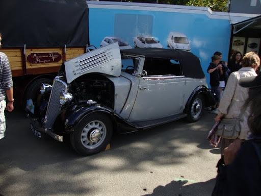 La Coupe Florio 2011 - Promenade & Exposition. DSC03240