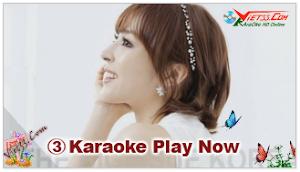 Karaoke: Chuyện hoa sim - nhạc sống