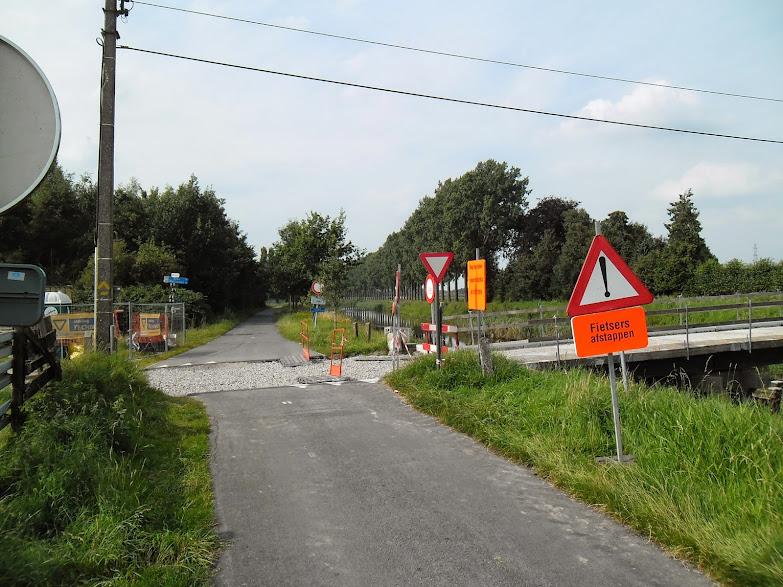Schipdonkkanaal Deinze - Eeklo (Fietssnelweg F422) - Knokke (of Afleidingskanaal van de Leie) Schipdonkkanaal%2B014
