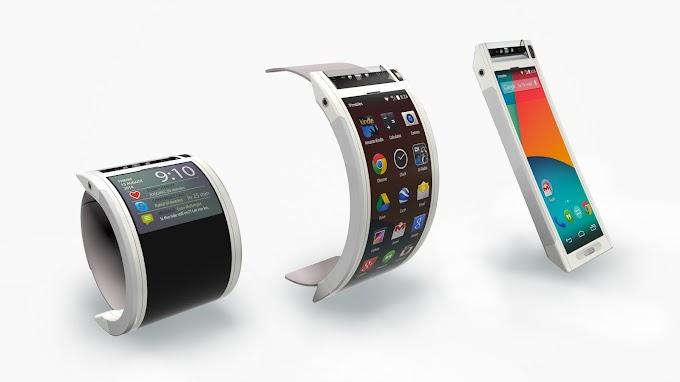 [CONCEPT] Google Nexus 360 - A futuristic wearable smartphone