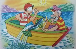 Los pescadores y la suerte
