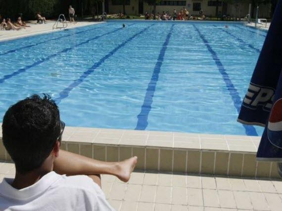piscinas municipales al aire libre