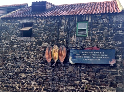 Craster Smokehouse, Northumeberland