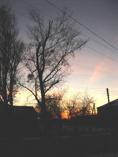 Досконалий захід Сонця