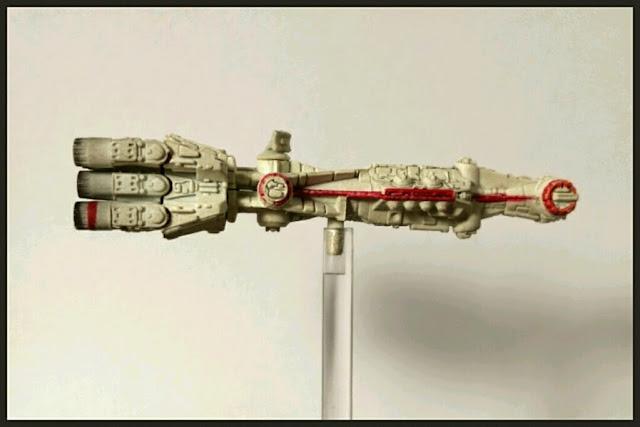Corbeta CR90 perfil 1