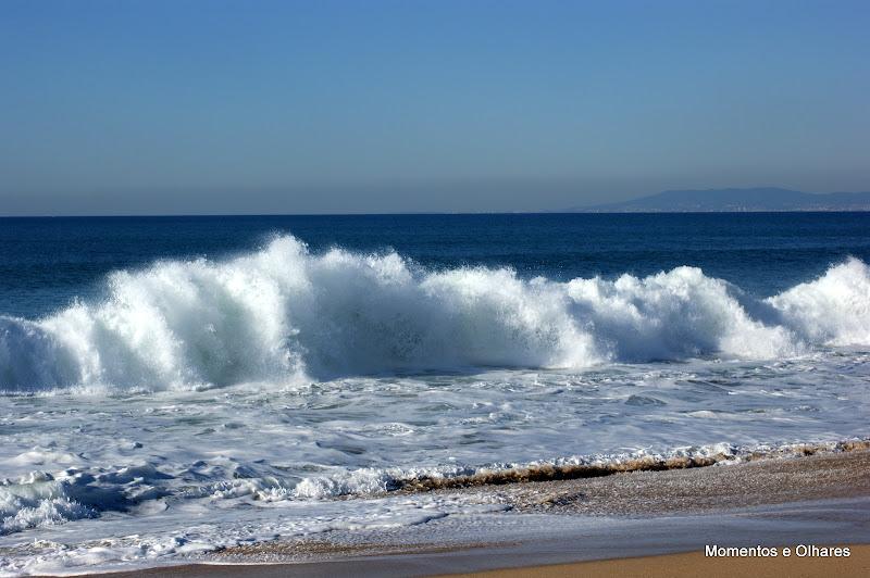 Ondas, Mar português
