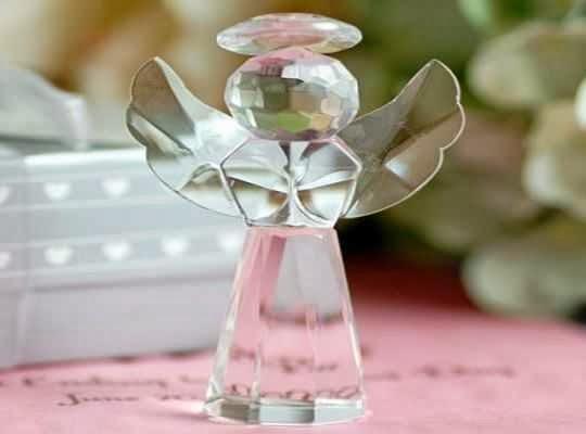 Angel de cristal
