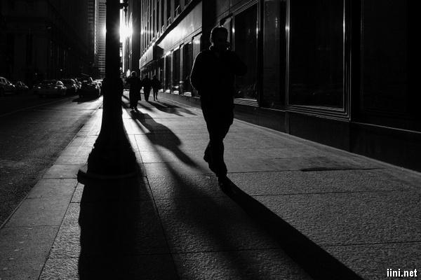 ảnh đi dạo phố đêm