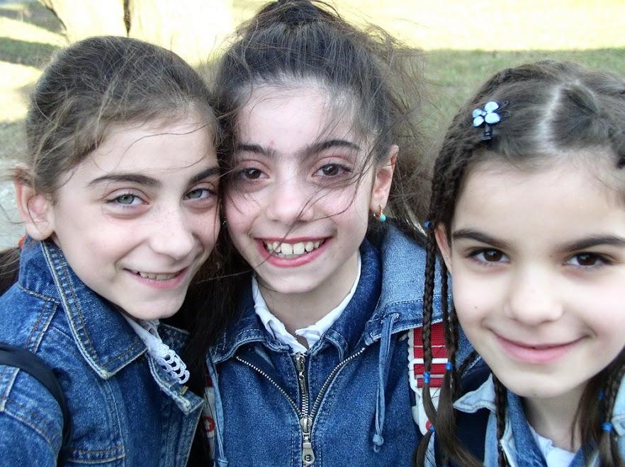 фото детей папа армянин мама русская