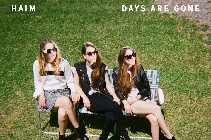 Haim: Days Are Gone Album Cover