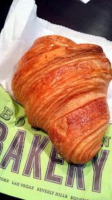 Bouchon Bakery croissant