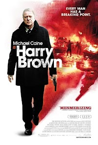 Jaquette de Harry Brown