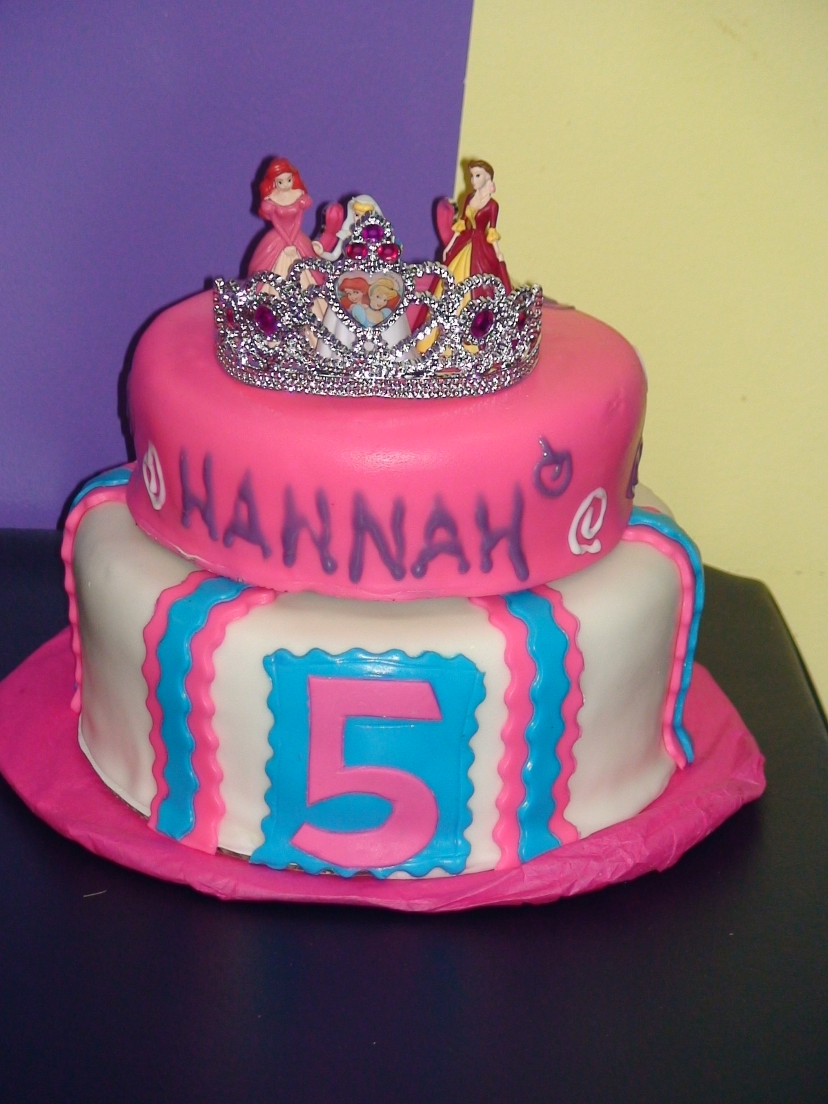 Sweet Dreams Cakes Disney Princess Cake