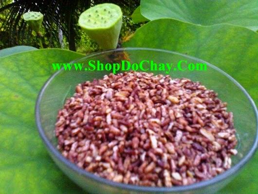 Cốm gạo lứt ăn liền AN VUI FOOD