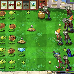 Plants vs Zombies is an incredibly popular casual Tower Defense game
