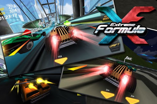 formula 1 2011 game. Extreme Racing, Game Balap