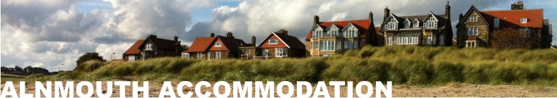 Alnmouth Accommodation and surrounding areas