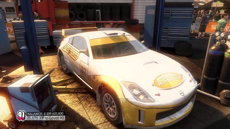 รายการรถกลุ่ม Rally ใน DiRT2 350-04