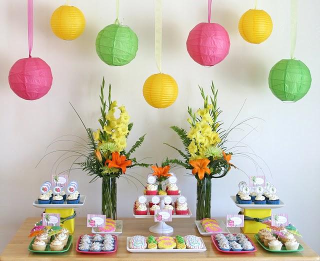 Decoraciones mesa dulce vol 2 for Decoracion mesa dulce